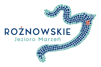 Rożnowskie – The lake od dreams Logo